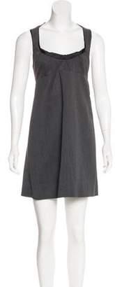 Patrizia Pepe Wool Mini Dress