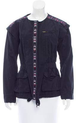 DAY Birger et Mikkelsen Embroidered Collarless Jacket w/ Tags