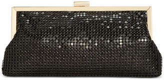 INC International Concepts I.n.c. Khyler Mesh Frame Clutch, Created for Macy's