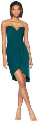 Adelyn Rae Loren Woven Tube Dress Women's Dress