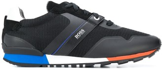 HUGO BOSS low top trainers