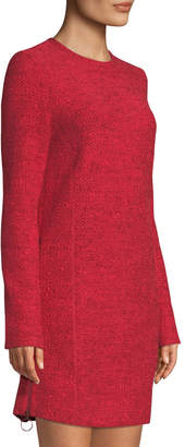 Akris Punto Melange Knit Tunic Dress