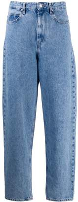 Etoile Isabel Marant high waisted loose fit jeans