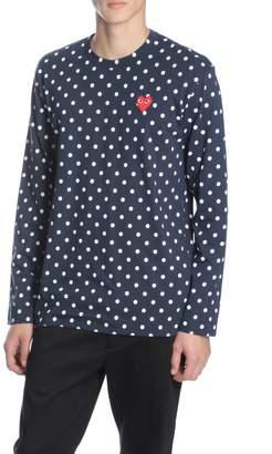 Comme des Garcons Short Sleeve T-Shirt