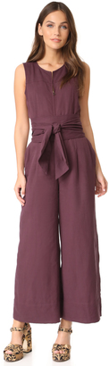 Ulla Johnson Cunningham Jumpsuit $390 thestylecure.com