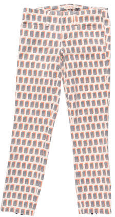 Tory BurchTory Burch Printed Cropped Pants