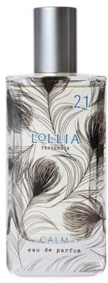 Lollia (ロリア) - ロリア(LoLLIA) オードパルファム118ml Calm(香水 アイリス、シトラス、ヒヤシンスのクリーン&フレッシュな香り)