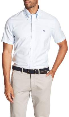 Brooks Brothers Oxford Solid Sport Fit Shirt