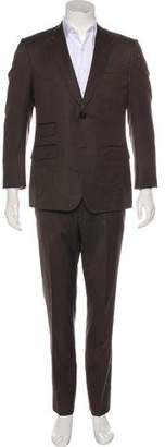 Gucci Pinstripe Wool Two-Piece Suit