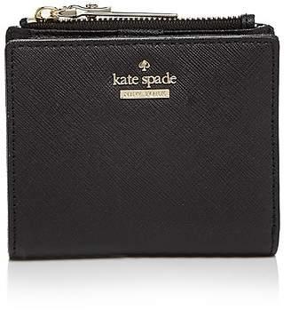 Kate Spade Cameron Street Adalyn Saffiano Leather Wallet