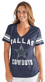 NFL Dallas Women's Formation Bling T-Shirt