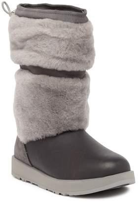 UGG Reykir Waterproof Genuine Shearling Boot