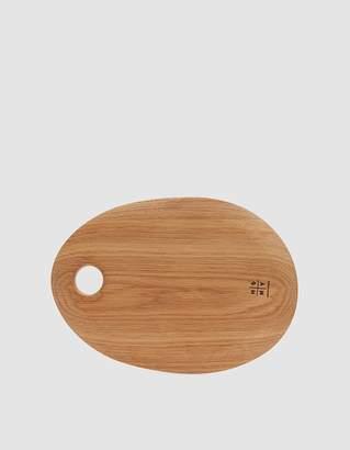 Simple Oak Cutting Board Small