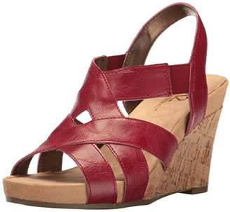 e42735c2b21 at Amazon.com · Aerosoles A2 by Women s Swim Plush Wedge Sandal