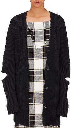 Public School Women's Merino Wool-Blend Oversized Cardigan $495 thestylecure.com