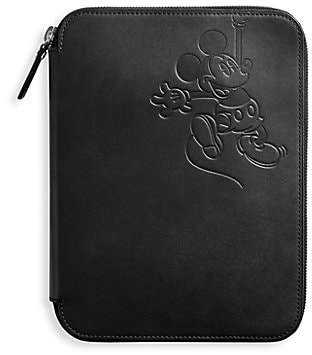 Shinola x Disney Mickey Classics Leather Journal Cover