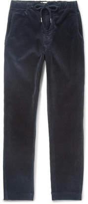 Bellerose Tupelo Cotton-Corduroy Drawstring Trousers