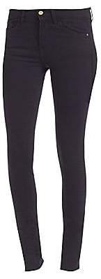 Frame Women's Karlie Skinny Supermodel Length Film Noir Jeans