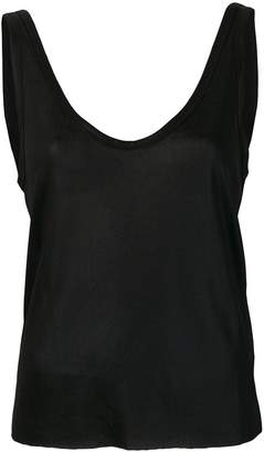 52c33ce6a8be76 Plain Black Tank Tops - ShopStyle