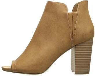 Madden-Girl Women's Fiizzle Ankle Bootie
