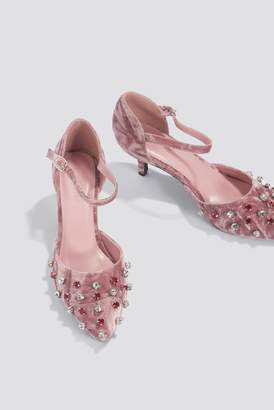 Velvet Kitten Na Kd Shoes Pointy Heels Pink