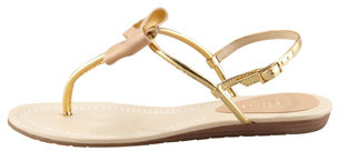 Kate Spade Trendy Bow Thong Sandal