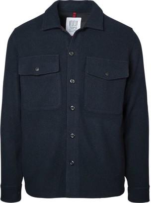 Topo Designs Wool Shirt - Men's