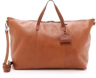 Madewell The Transport Weekender $298 thestylecure.com