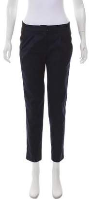 Yigal Azrouel Cut25 by Mid-Rise Straight-Leg Pants