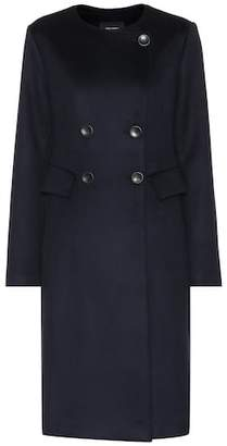 Isabel Marant Fanki wool and cashmere coat