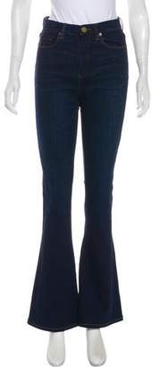 Blank NYC High-Rise Wide-Leg Jeans w/ Tags