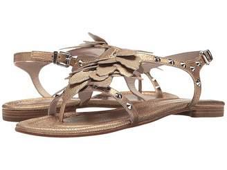 Kennel + Schmenger Kennel & Schmenger Oversized Flower Sandal Women's Shoes