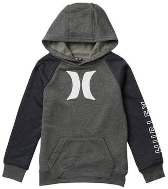 Hurley Dri-Fit Solar Icon Pullover Hoodie (Toddler Boys)