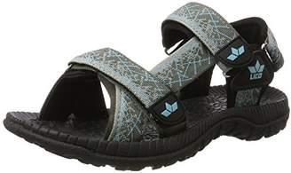 Lico Girls' Samoa V Open Toe Sandals Grey Size: