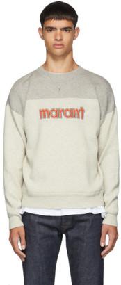 Isabel Marant Grey Ennet Sweater