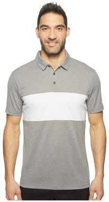 Nike Breathe Color Block Polo Men's Short Sleeve Pullover