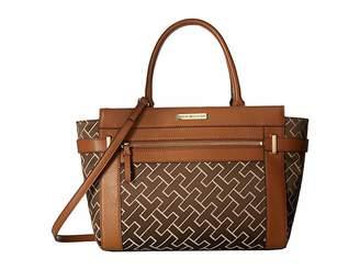 Tommy Hilfiger Claudia Convertible Shopper Convertible Handbags
