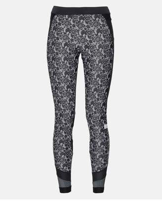 adidas by Stella McCartney Black Running Tight