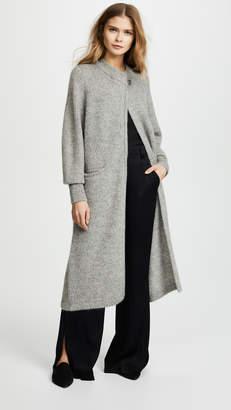 Temperley London Dawn Knit Cocoon Coat