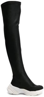 Pinko thigh-high boots