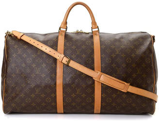 Louis Vuitton Keepall 60 Bandouliere Travel Bag - Vintage