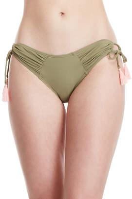 Vince Camuto Tassel Tie-Side Bikini Bottom