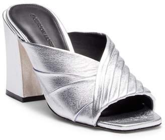 Sigerson Morrison Pramod Block Heel Sandal