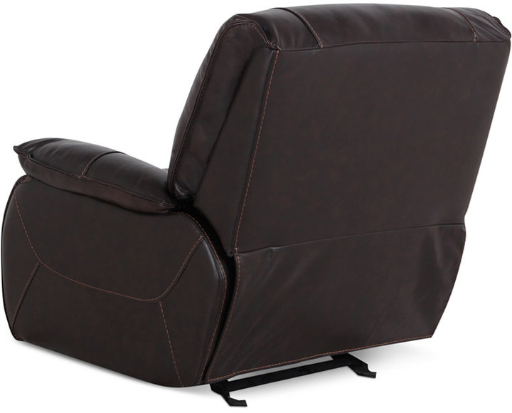 Dante Leather Power Recliner 3
