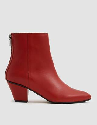 Atelier Atp Bea Ankle Boot in Red Chili