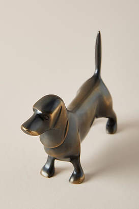 Anthropologie Dachshund Decorative Object