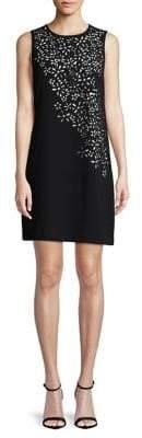 Calvin Klein Cutout Shift Dress