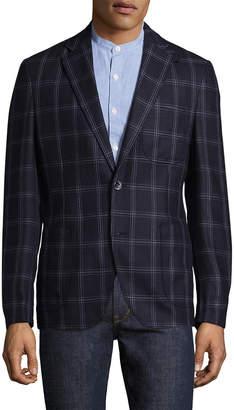 Kroon Unlined Plaid Jacket