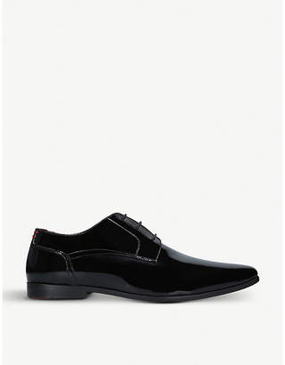 Kurt Geiger London Froome patent derby shoes
