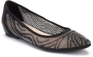Jennifer Lopez Tara Women's Pointed-Toe Flats $59.99 thestylecure.com
